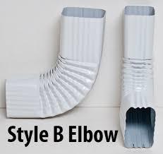 style b elbow